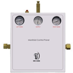Single Phase Manifold Control Panel, IP Rating: IP33 And IP40