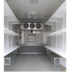 Movable Cold Rooms
