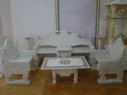 Marble Stone Sofa Set