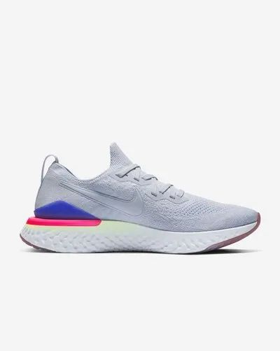 48fcf0354 Grey Nike Epic React Flyknit 2 Shoe, RJ Manufaturing | ID: 20618473230