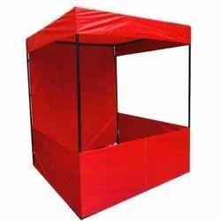 Folding Kiosks Canopy