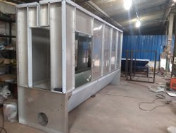1 or 3 phase Stainless Steel Powder Spray Booth