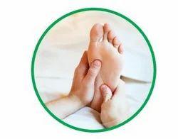 Foot Manicure Pedicure Service