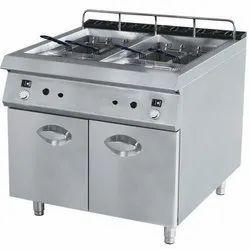 Double Basket Deep Fryer