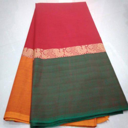 d20a4a3142 Cotton Formal Wear Chettinad Saree, Rs 700 /piece, Agarwal Creation ...