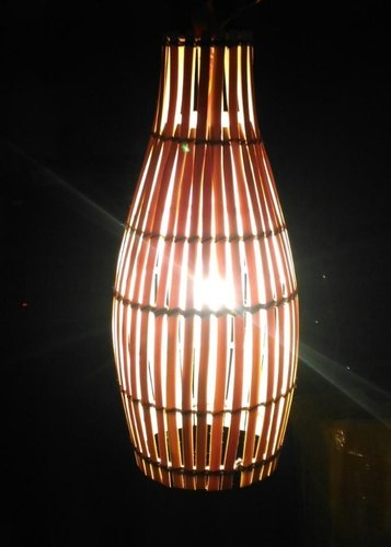 LED Handmade Bamboo Lamp 20 inch