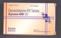Zyven OD 50 Mg Tablet