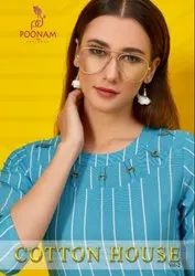Cotton House Vol 2 Kurti with Palazzo