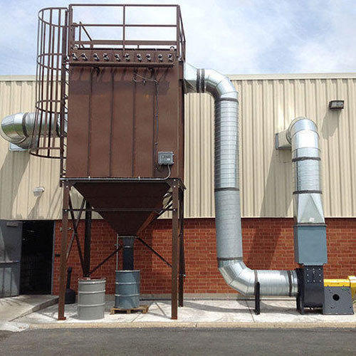 Baghouse Dust Collector, Dust Collection System, Industrial Dust Collector,  Dust Control Equipment, Dust Collecting Equipment, Dust Collector System in  Mohan Nagar, Ghaziabad , Hi-Tech Technology   ID: 14182794533