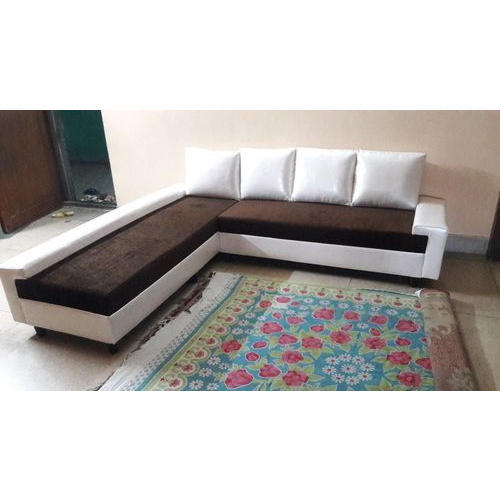 Swell Sofa Set L Side Sofa Set Manufacturer From Kolkata Theyellowbook Wood Chair Design Ideas Theyellowbookinfo