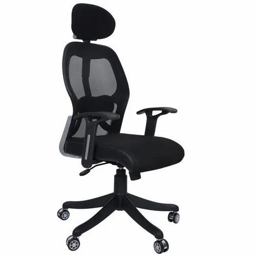 Comfotac Mesh Office Revolving Chairs Rs 3100 Piece Anand Sales Id 22079363312