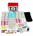 First Aid Kit Plastic Box Handy - SJF M1