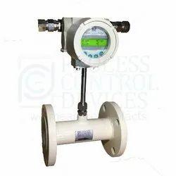 Nitrogen Gas Flow Meter