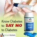 Diabetic Herbal Medicine, Packaging Type: Plastic Bottle, Grade Standard: Medicine Grade