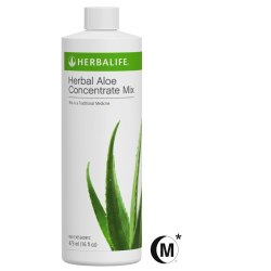 Nil Herbalife Aloe Concentrate Mix