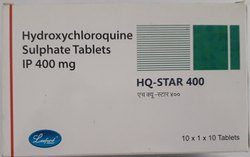 Hydroxychloroquine Sulphate Tablets IP