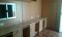 Wood Pre Fabricated IT Offices