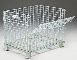 Sgs Wire Mesh Containers