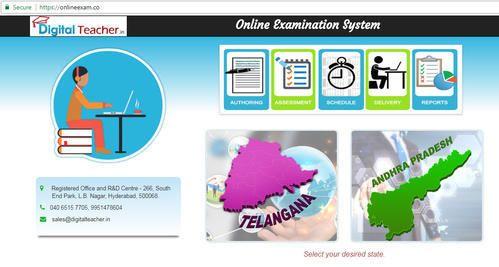 Online Examination System Software Development Services