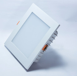 24w Square LED Down Light, Current Rating:90-320 hz