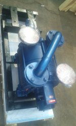 Single stage Direct Drive Rotary Vane Pumps Vacuum Pumps, 5