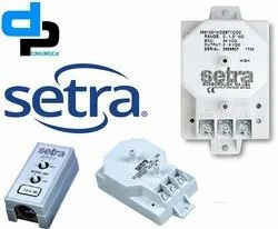 Setra Model 265 Differential Pressure Transducer Range 0-500 Pascal