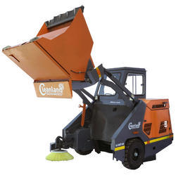 Industrial Sweeper Machine