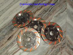 Diamond Chamferring Wheel