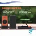 Type C Wireless Power Bank with Desktop Stand  10000 MAH