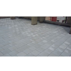 Heat Resistant White Tile