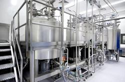 Automatic Oral Liquid Syrup Manufacturing Plant