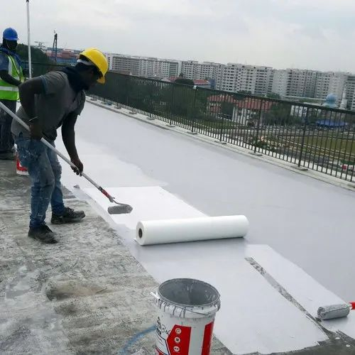 Waterproofing Services, in Industrial, On Site
