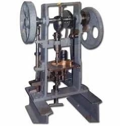 Camphor Tableting Machine