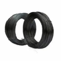 Black MS Binding Wire, Quantity Per Pack: 20-30 kg, Gauge: 18