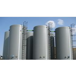FRP HCL Storage Tank