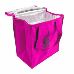 Shopping Bags Holographic / Embossed Metallic Non Woven Bag