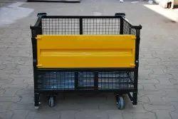 Material Handling Cage Bin