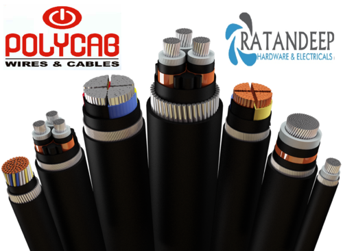 Polycab Ht Cables at Rs 150 /meter | High Tension Cable | ID ...