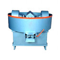 Concrete Pan Mixer Roller Machine
