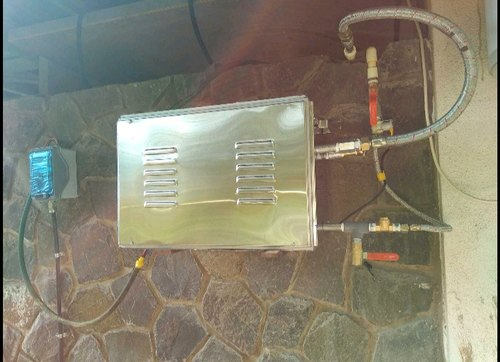 Commercial Steam Bath Generator