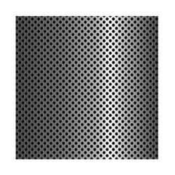 Fabricated Galvanized Perforated Sheet