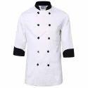 Cotton Plain Chef Uniform