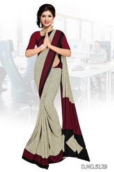 weightless uniform sarees