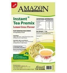 Instant Tea Premix Lemon Grass Flavor