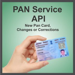Online PAN Card API Services