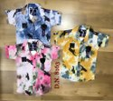 Kids Printed Cotton Casual Shirt