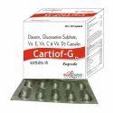 Diacerin & Gulcosamine Sulphate With Vit. C Vit. E Vit. D3
