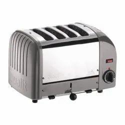4 Slice Pop-Up Toaster