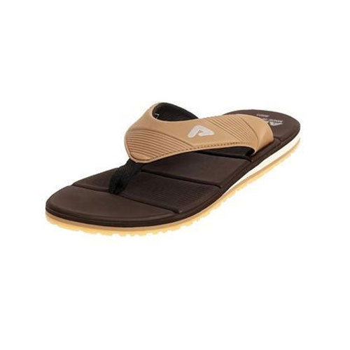 7a348d0bfb90 Adda Brown Mens Casual Slippers