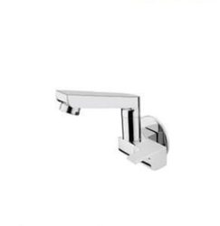 Sterling Silver Pluto 507 Sink Cock for Bathroom Fittings